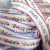 Floral Jacquard Ribbon