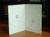 7mm white DVD case(DVD sleeve, DVD box)
