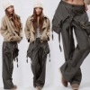 pants/women's fashion trousers/ladies' casual overall