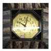 Wood Clock-Square Clock