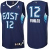 brand jerseys Dwight Howard #12 2009 Eastern Conference  All blue
