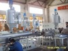 Stable PPR pipe extrusion line