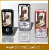 tv cordless phone with quadband dual sim JC699S