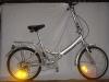 20'' double folding bicycles/foldable bicycle/bikes/bike