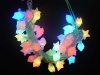 LED star string light,Christmas light,decoration light