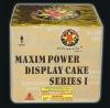 Maxim Power 500g Cake fireworks