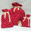 Reusable Fabric Gift Bags
