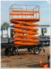 JINCHUANG movable personal lifting equipment with 10m