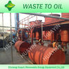 Fully automatic waste tire pyrolysis plant (with CE,SGS,ISO)