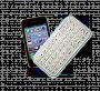 New Hot!! I-CONNEX mini Bluetooth Folding Keyboard for IPHONE 5