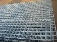 high quality electric galvanized welded wire mesh panel