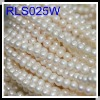 Special Price Wholesale 8-9mm Semi-Natural Freshwater Near Round Pearl Necklace