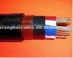 copper- conductor XLPE insulated, steel tape armoured and PVC sheathed control cable