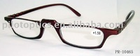 Half eyes reading glasses,Plastic reading glasses,Typical reading glasses