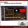 HEPA: 6.2 inch Car DVD WIFI 3G for Hyundai Sonata