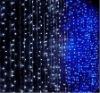 Waterproof Rubber LED curtain snowfall light