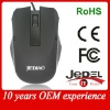 High performance wired optical low cost mouse