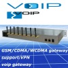 New arrival ! 8 ports with 32 sims card COIP 16 ports CDMA voip gateway