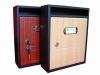 Galvanized Steel Mailbox HPB041-W