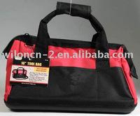 "WL91135--16"" tool bag with plastic bottom"