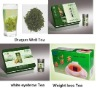 Shang Rao white eyebrow Green Tea Green Tea, weight Tea