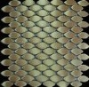 Aluminum plastic panel mosaic (gold, silver,colour , jewel, ....)