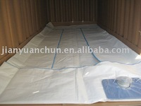 bulk liquid flexible bag