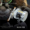 High-grade fishing reels NXH-RB Bait-Cast 6.2:1/5.3:1 fishing tackle
