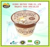Nutritious cup organic soybean instant noodles