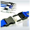 Promotional Lanyard USB Flash Drive