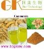 Curcumin 95% Hplc,Cas.458-37-7,Turmeric Root Extract