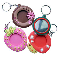 Fashion Photo Frame Key Chains