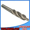 Molding end mills micro grain carbide