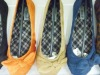 Wholesale Fashion Woman Casual Shoe Espadrille Ballet Flats 4051