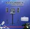Portable Sound System with USB/SD/LCD PPS4400