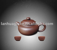 Yixing Purple Clay Teapot Sets, Chinese Style-handmade