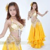 Gold belly dance costumes.belly dancing costumes,costume belly dancing