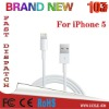 Use for iPhone 5 Lightning to USB 2.0 Cable 8 pin cable