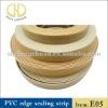 PVC edge sealing strip