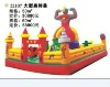 Kids Inflatable Toy !!! Excellent Quality Kids Inflatable Jumping Bouncer (CH-22107)