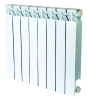 SMF100-2E extruded aluminium heat radiator