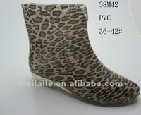 New design women rain boots