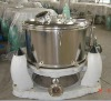 Bag Lifting Basket Centrifuge for Chemical