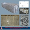 Spray white granite countertops