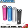 high quality Mini size Mobile Power Bank 2600mAh