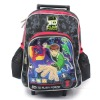 brand plush school bag factory new arrival bag stocks cheap price clean