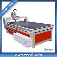 High automation wood cnc router