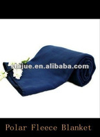 Plain Coloured Polar Fleece Blanket