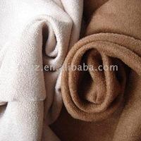 Warp-Knitted Suede Fabrics