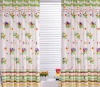 100%polyester printed window curtain